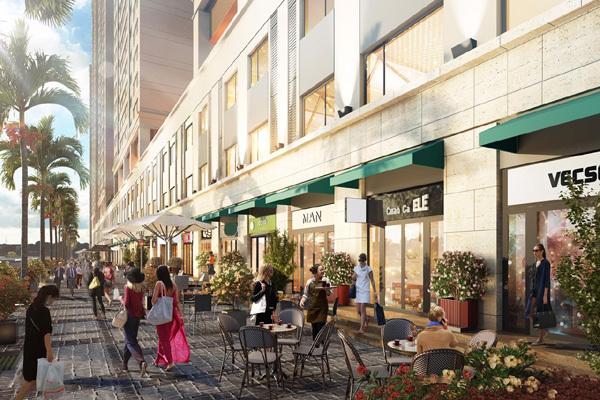 Shophouse Thái Nguyên sự kết hợp hoàn hảo để kinh doanh và an cư.