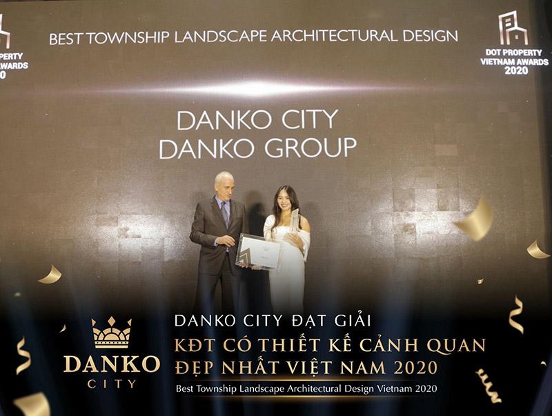 dự án đô thị danko city