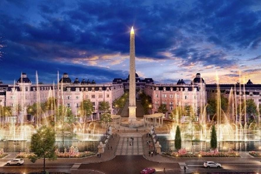 quảng trường ở Danko City