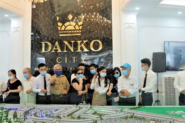 nhà liền kề Danko City